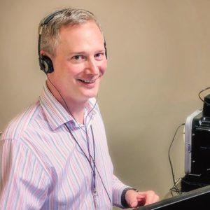 Producer Kevin Vandenberg